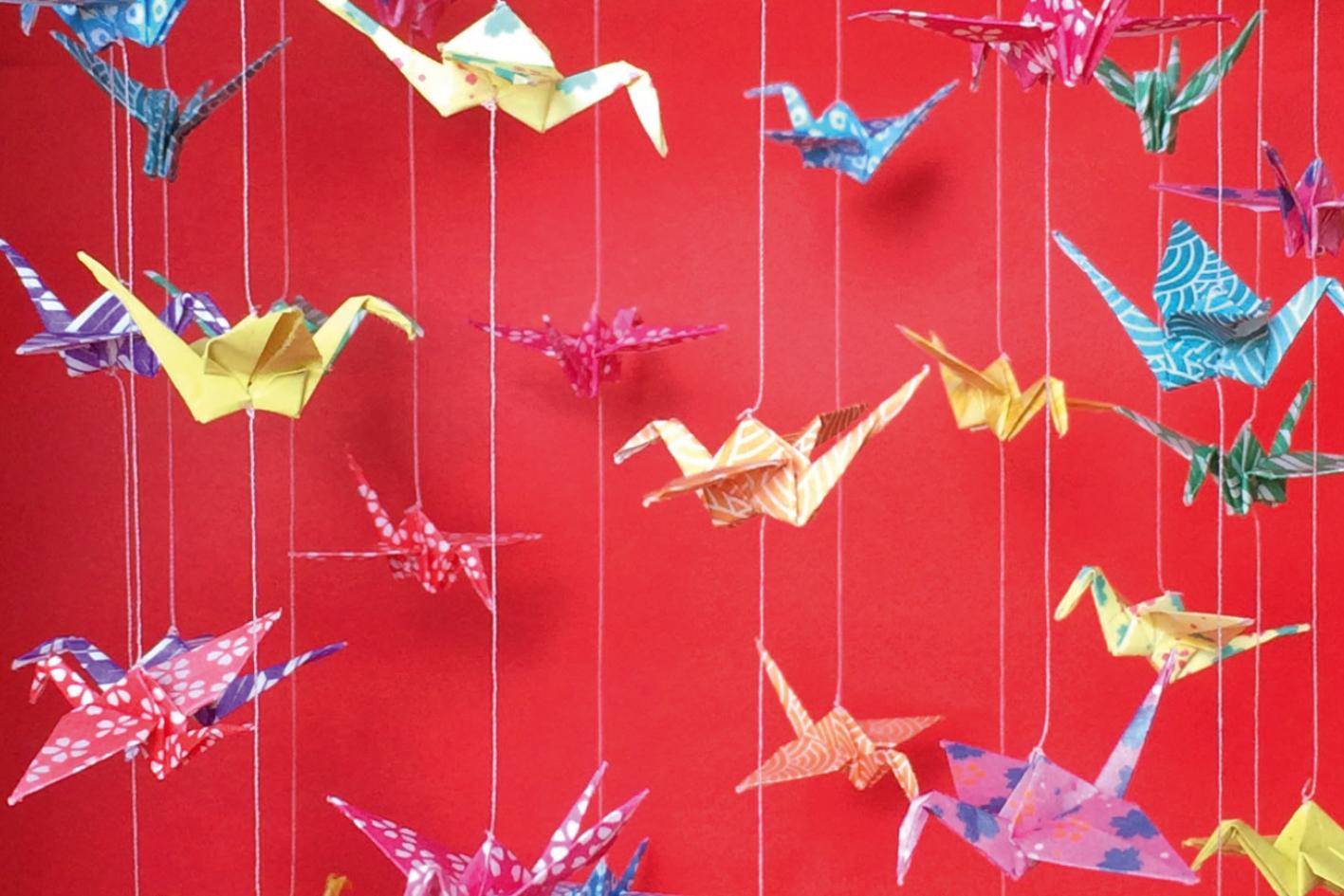 Tag des Origami
